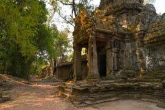 khan ναός preah της Καμπότζης Στοκ φωτογραφία με δικαίωμα ελεύθερης χρήσης