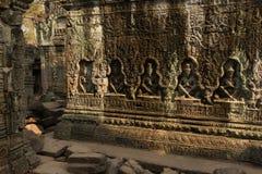 khan ναός preah της Καμπότζης Στοκ Εικόνα