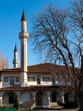 khan дворец Стоковое Фото