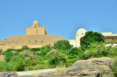 khan aga mauzoleum Fotografia Royalty Free