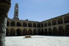 Khan Al-Umdan in Akko (Acre) Stock Images