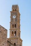 Khan al-Umdan in Akko Royalty Free Stock Photos