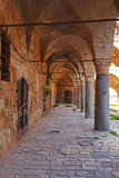 Khan al-Umdan Gallery, Acre Royalty Free Stock Photography