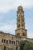 Khan Al-Umdan tower, Acre Royalty Free Stock Photography