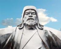 khan genghis fotografering för bildbyråer