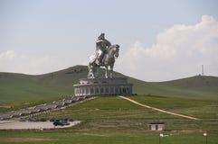 khan genghis Arkivfoton