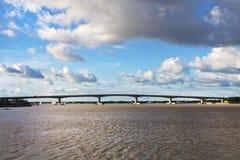 Khan Jahan Ali Bridge stock images