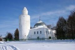 Khan& x27; mezquita de s Foto de archivo