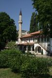 khan pałac s Obraz Royalty Free
