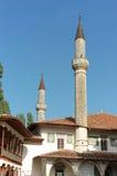 Khan palace Stock Photo
