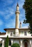 Khan Palace in der Stadt von Bakhchisaray Lizenzfreies Stockfoto