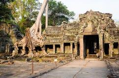 khan preah Royaltyfri Bild