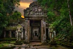Khan Preah royalty-vrije stock foto