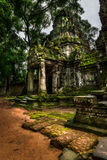 Khan Preah royalty-vrije stock foto's
