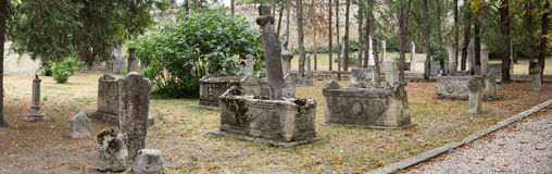 Khan`s Cemetery mezarlyk. Holy place. Royalty Free Stock Image