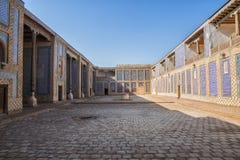 Khan ` s harem, Khiva στοκ εικόνες
