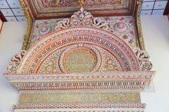 Khan s Palace Royalty Free Stock Photos