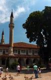 Khan's Palace in Bakhchisaray Royalty Free Stock Image