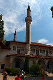 Khan's Palace in Bakhchisaray Stock Photography
