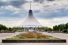 Khan Shatyr in Astana Stock Images