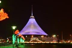 The KHAN SHATYR entertainment center in Astana / Kazakhstan Royalty Free Stock Photo
