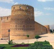 khan shiras του Ιράν Karim ακροπόλεων Στοκ Εικόνα