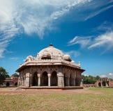 khan tomb för isa Arkivbilder