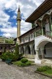 Khan& x27;s palace in Bakhchisarai. The Crimea. Royalty Free Stock Photo