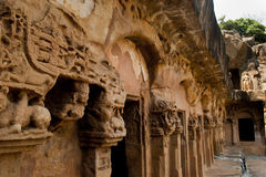 Khandagiri caves Royalty Free Stock Photo