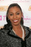 """Khandi Alexander. At The Trevor Project's 8th Annual """"Cracked Xmas"""" Benefit. The Wiltern LG, Los Angeles, CA. 12-04-05 Royalty Free Stock Photography"""
