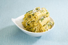 Khandvi. Indian Gram Flour Snack royalty free stock image
