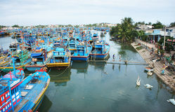 KHANH HOA, VIET NAM- FEBRUARY 2 Stock Photography