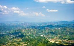 Khanh Le Pass Vietnam Stock Photo