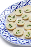 Khanom krok, thai sweet Royalty Free Stock Image