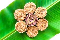 Khanom Nang Let. Royalty Free Stock Photo