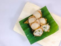 Khanom Krok Royalty Free Stock Images