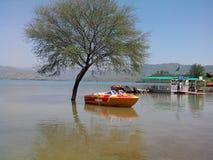 Khanpur dam stock images
