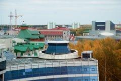 Khanty-Mansiysk Stockfoto