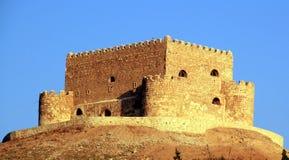 Khanzad palace, erbil, kurdistan, iraq Royalty Free Stock Image