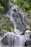 khao国家公园瀑布亚伊 免版税库存照片