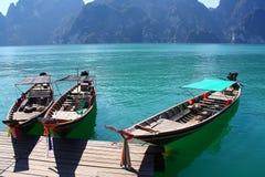 khao国家公园sok泰国 库存图片