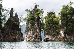 khao国家公园sok泰国 库存照片