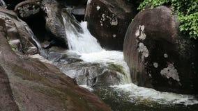 Khao Cha Mao Waterfall stock video