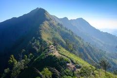 Khao Chang Puak góra, Tajlandia Zdjęcie Stock