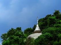 Khao Chom Hae Wat。 库存图片