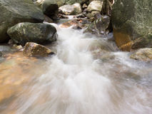 Khao Chon Waterfall in THAILAND Stock Photo