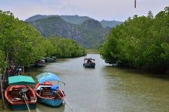 Khao dang lake Stock Photos