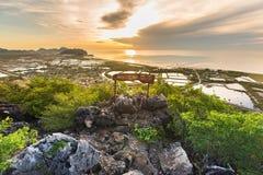 Khao Dang View Point Lizenzfreie Stockfotografie