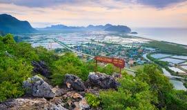 Khao Dang Viewpoint, Thailand Stock Photos