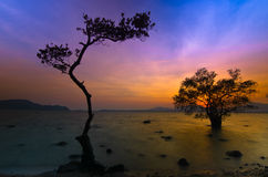 Khao Kaad sunset Stock Images